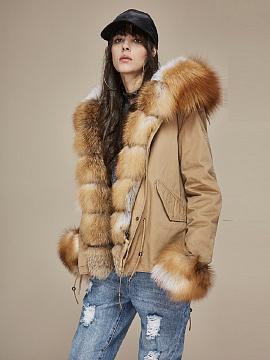 d58bafad Купить женскую куртку аляску в Москве в интернет-магазине — зимние женские  куртки Аляска